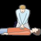 Illustration, Cardiopulmonary resuscitation