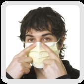 masque anti toux