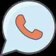 Illustration, Telephone