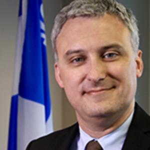 Photo officielle de Me Patrick Michel, directeur des poursuites criminelles et pénales.
