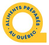 Logo Aliments préparés au Québec