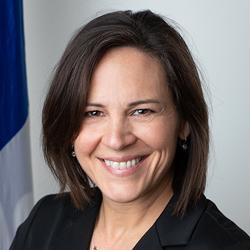 Isabelle Charest, ministre déléguée à l'Éducation