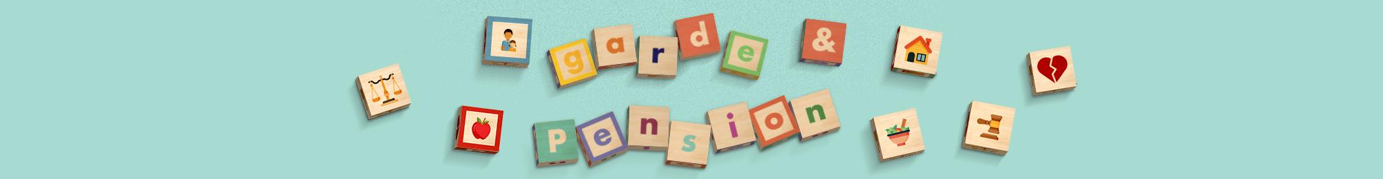 """Campagne """"Modifier la pension alimentaire et la garde d'enfants"""""""