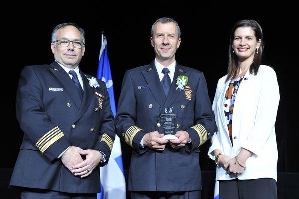 Service de sécurité incendie de Montréal (SIM)