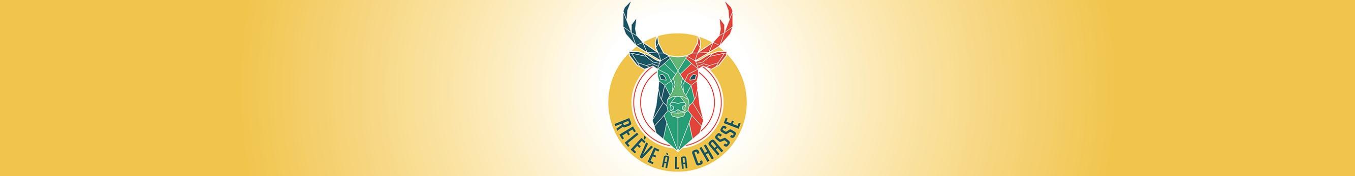 Logo de la fin de semaine de la relève à la chasse au cerf de Virginie