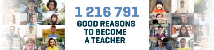 1 216791 Good reasons to become a teacher