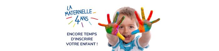 Services de garde éducatifs + Maternelle 4 ans = Une plus grande offre de services pour nos enfants
