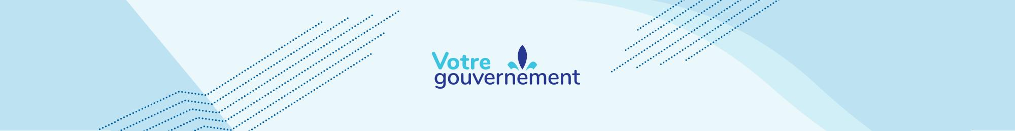 Votre gouvernement : budget 2019-2020