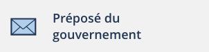 Communiquer avec un préposé aux renseignements du gouvernement