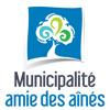 Logo de la municipalité amie des aînés