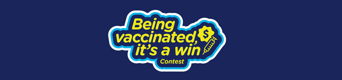 Being vaccinated, it's a win Contest