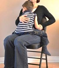 Positions recommandées pour une injection dans le bras