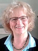 La lauréate, Mme Suzanne Carrière