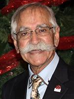 Le lauréat, M. Salim Hashmi