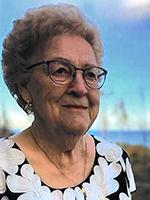 La lauréate, Mme Claudette Roussel