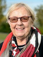 La lauréate, Mme Angèle Bélanger