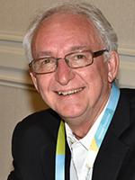 Le lauréat, M. Robert Poulin