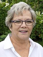 La lauréate, Mme Claudette Robidas
