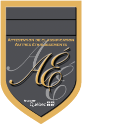 Attestation de classification autres établissements