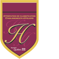 Attestation de classification établissements hôteliers