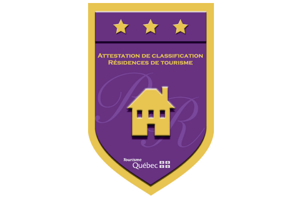 Attestation de classification des établissements : Résidences de tourisme